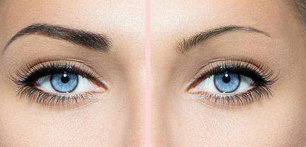 Perfectionnement des sourcils