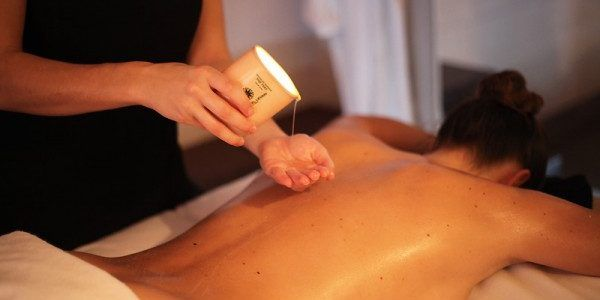massage à la bougie Forma'Sud