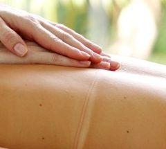 Massage du dos à Forma'Sud