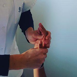 Reflexologie Palmaire