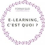 C'est quoi le e-learning