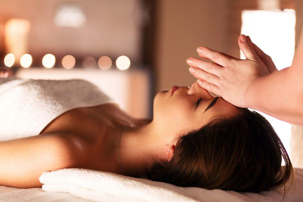 Shiroshampi massage